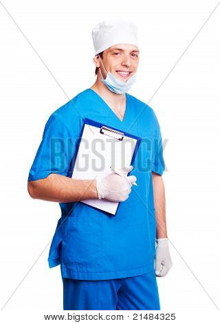 Handsome Doctor