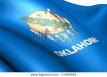 Flag Of Oklahoma