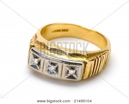 Male (mens) Wedding Ring