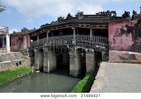 Japanese Bridge - Hoi An
