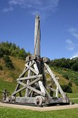 picture of trebuchet  - Fearsome - JPG