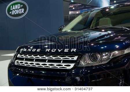 33Rd Bangkok International Motor Show 2012