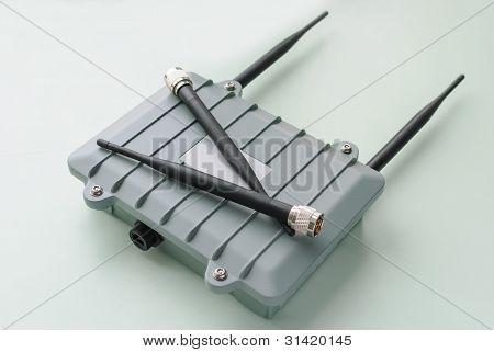 Ponto de acesso Wireless