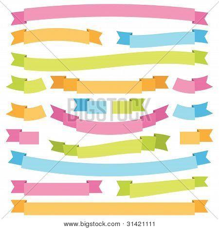 Bright Ribbons