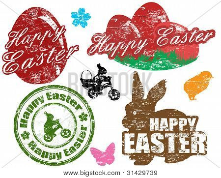 Easter Stamps