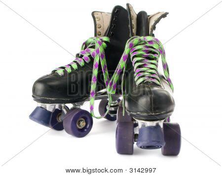 Retro Roller Skates