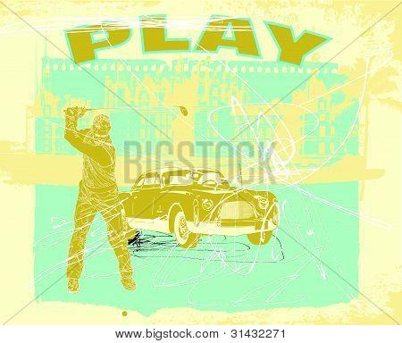 Play, Golf