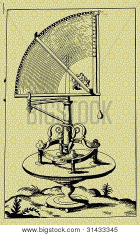 astronomical machine