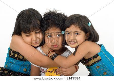 Asian Sikh Children