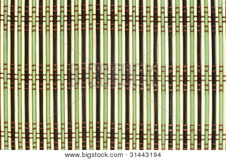 Pattern  Of Bamboo Placemat