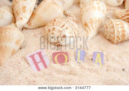 Praia de espanhol