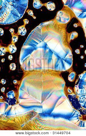 Ascorbic acid background