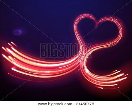Magic Heart Shape
