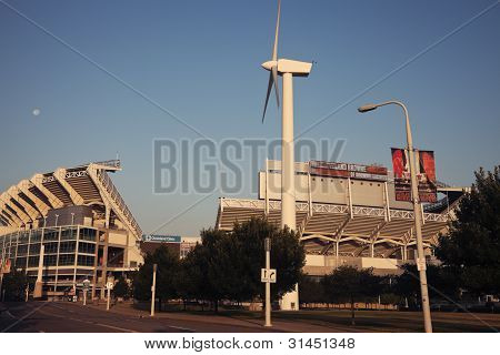 Cleveland Brown's Stadium