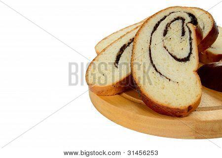 Slice Poppy Seed Roll