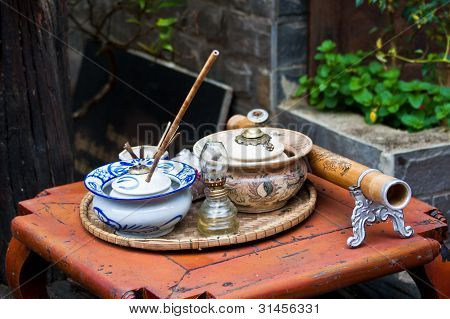 Vietnamese crockery