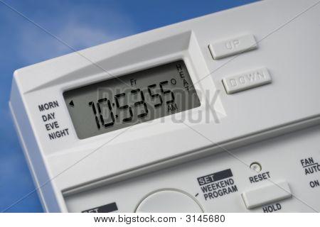 Cielo termostato 55 grados calor V1