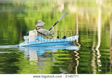 Kayak Cruising