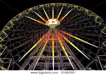 Big Wheel By Night
