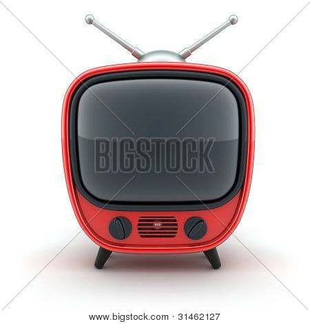 Old Red Tv