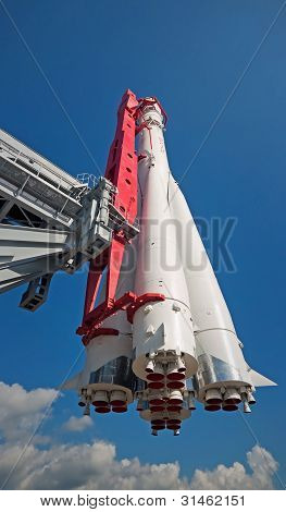 Rocket Vostok, Start