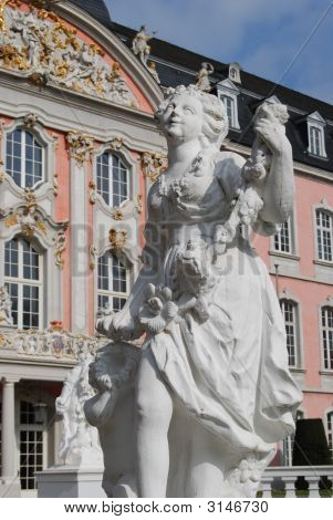 47 Trier Electoral Palace