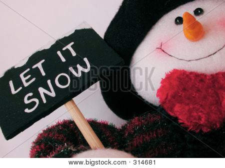 Let It Snow 1