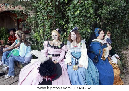 Renaissance Princesses
