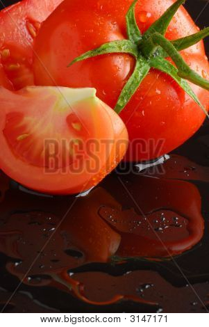 Tomato Reflection