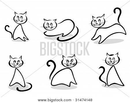 Cats Symbols And Emblems