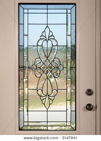 Luxury Model Home Front Door 2