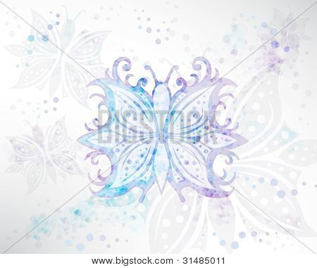 Background Abstract Butterfly