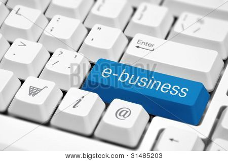 E-business Concept Image.
