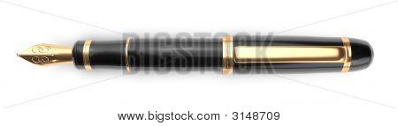 Fountain Pen, Paragraph Divider