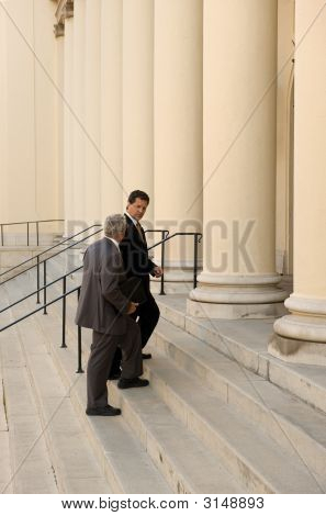 Eingabe von Gericht