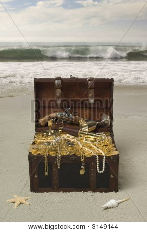 Buried Treasure Front