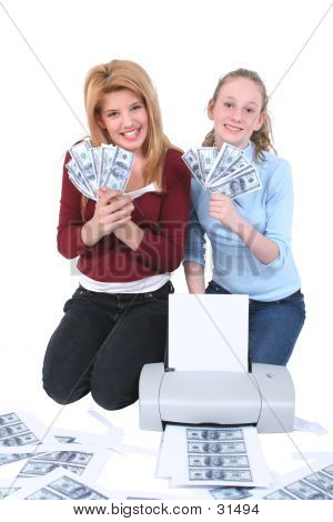 Counterfeiting Teens