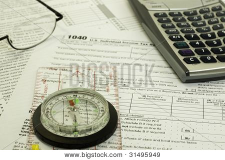 Compass, Tax Time