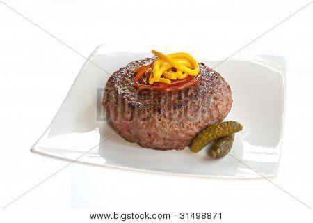 Molecular Burger