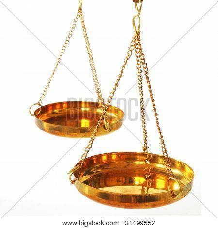 Antique Balance Scale