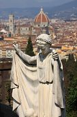 Angel in Florence