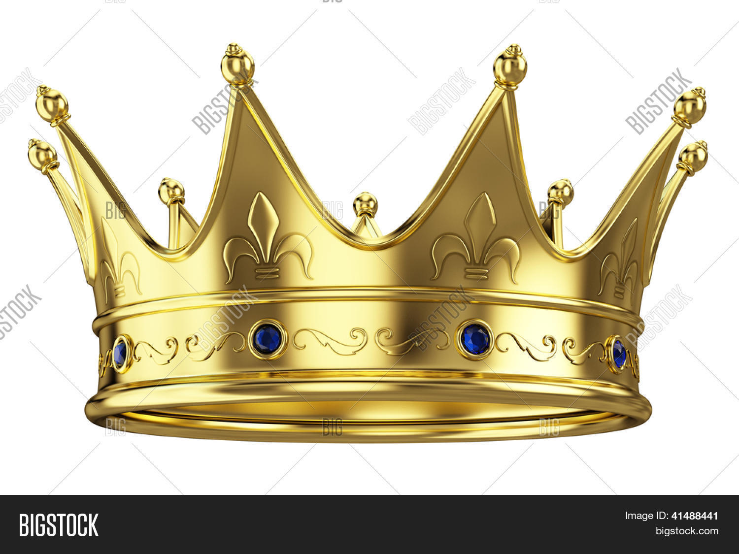 Gold crown background - photo#50