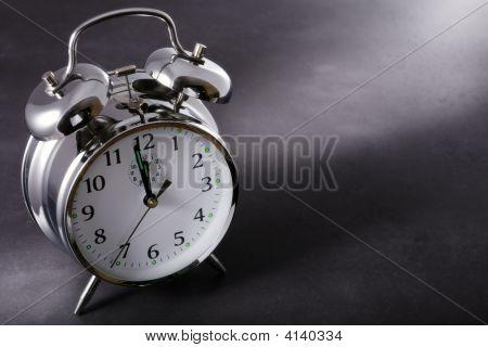 Alarm Clock At Midnight
