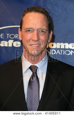 NEW YORK-JAN 24: Former MLB player David Cone attends the 10th Anniversary Joe Torre Safe At Home Foundation Gala at Pier 60, Chelsea Piers on January 24, 2013 in New York City.