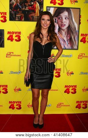 LOS ANGELES - JAN 23: Audrina Patridge at the