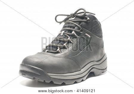 Bota de sapato de acidentada caminhada leve