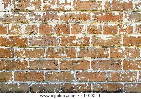 Gritty Brick Wall