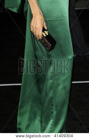 LOS ANGELES - 06 23: Famke Janssen auf der LA-Premiere von Paramount Pictures ' Hänsel und Gretel: Wi
