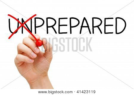 Preparado no preparados