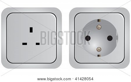 Set Of Sockets